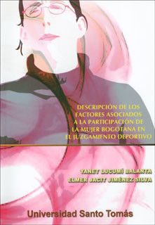 Descripción de los factores asociados a la participación de la mujer bogotana en el juzgamiento deportivo