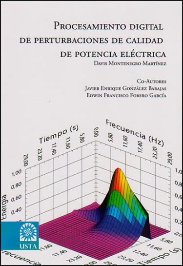 Procesamiento digital de perturbaciones de calidad de potencia eléctrica