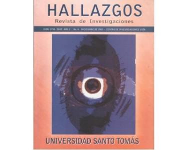 Hallazgos No. 4 - Revista de Investigaciones