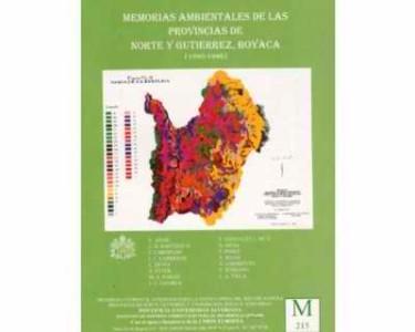 Memorias ambientales de las Provincias de Norte y Gutiérrez, Boyacá (1990 - 1996)