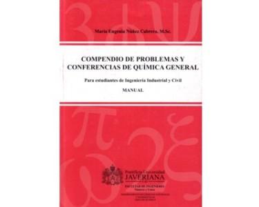 Compendio de problemas y conferencias de química general. Para estudiantes de Ingeniería industrial y civil