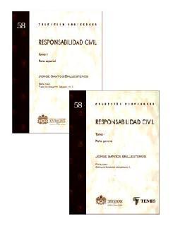 Responsabilidad Civil. Tomos I y II