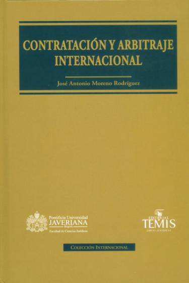 Contratación y arbitraje internacional