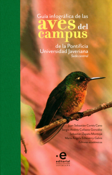 Guía infográfica de las aves del campus de la pontificia Universidad Javeriana. Sede central