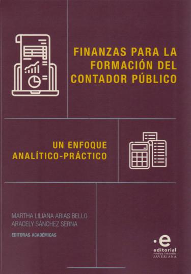 Finanzas para la Formación del Contador Público