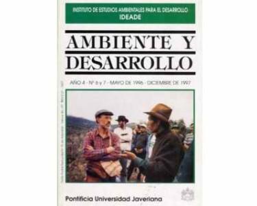 Ambiente y Desarrollo (Año 4, Nos. 6 y 7)
