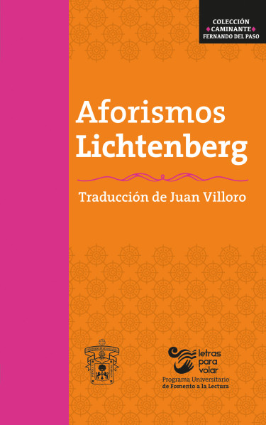 Aforismos Lichtenberg