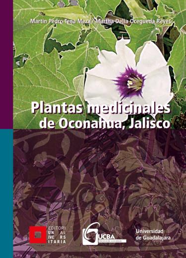 Plantas medicinales de Oconahua, Jalisco