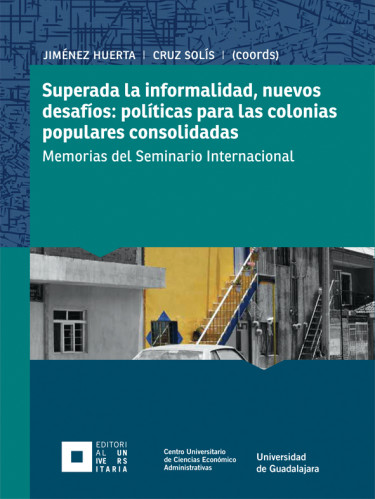 Superada la informalidad, nuevos desafíos: políticas para las colonias populares consolidadas