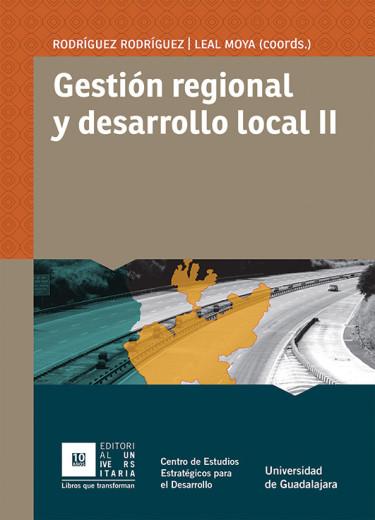 Gestión regional y desarrollo local II