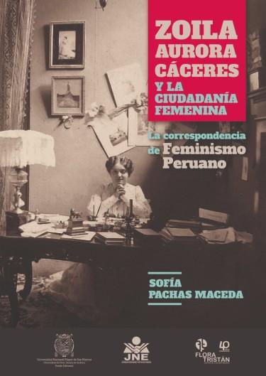 Zoila Aurora Cáceres y la ciudadanía femenina