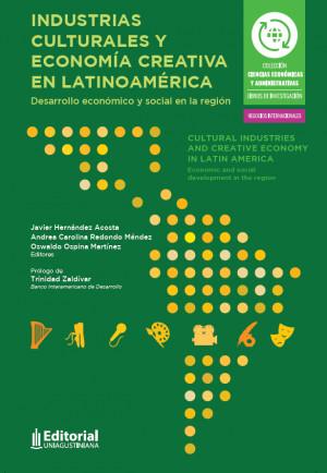 Industrias culturales y economía creativa en Latinoamérica