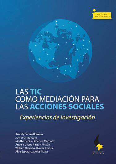 Portada de la publicación Las TIC como mediación para las acciones sociales