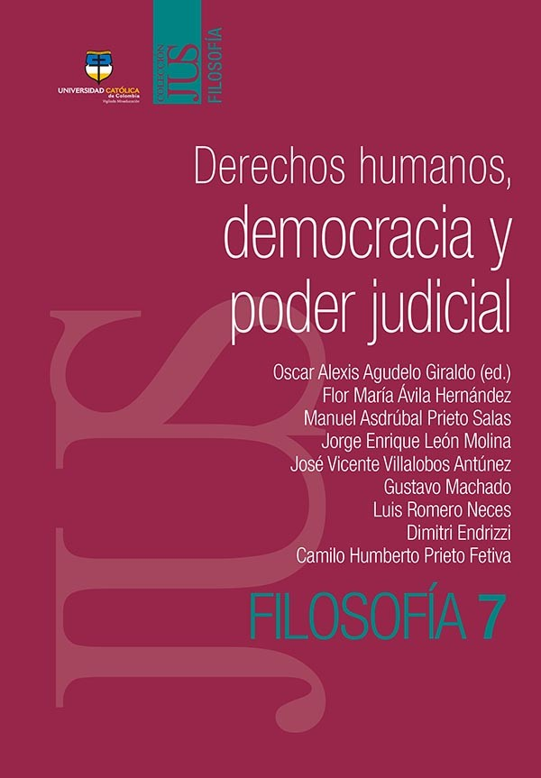 Derechos humanos, democracia y poder judicial