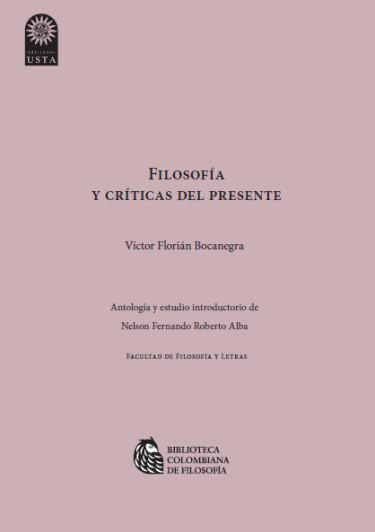 Filosofía y críticas del presente