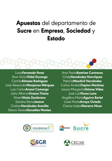 Apuestas del departamento de Sucre en Empresa, Sociedad y Estado