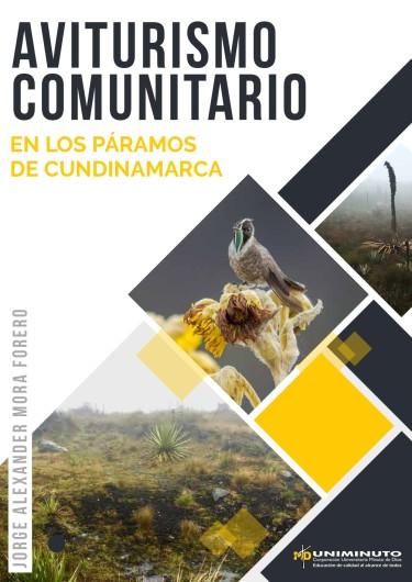 Aviturismo comunitario en los páramos de Cundinamarca