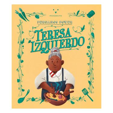 Peruanos Power: Teresa Izquierdo