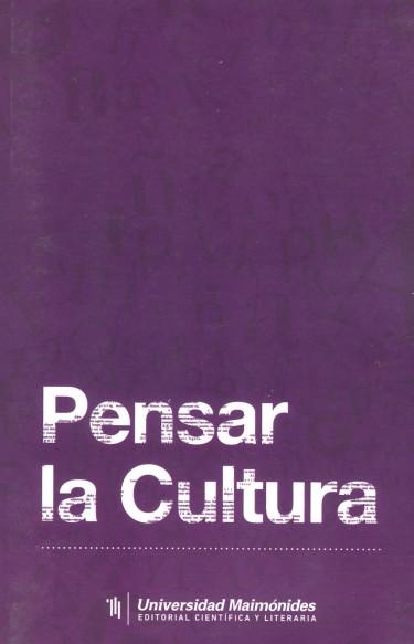 Pensar la cultura