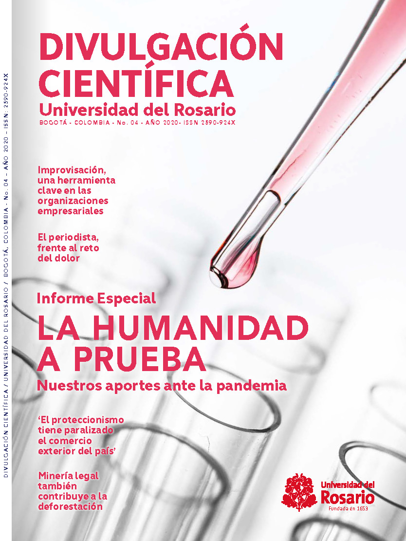 Divulgación Científica, Universidad del Rosario N° 04