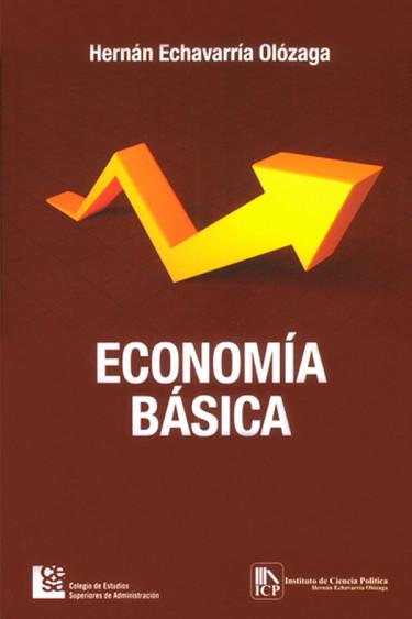 Portada de la publicación Economía básica