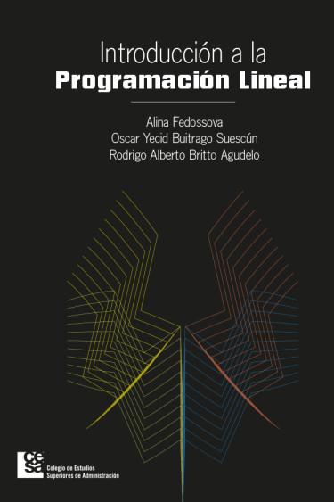 Portada de la publicación Introducción a La Programación Lineal