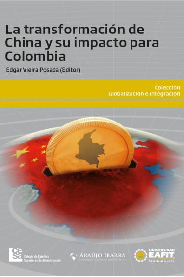 Portada de la publicación La transformación de China y su impacto para Colombia