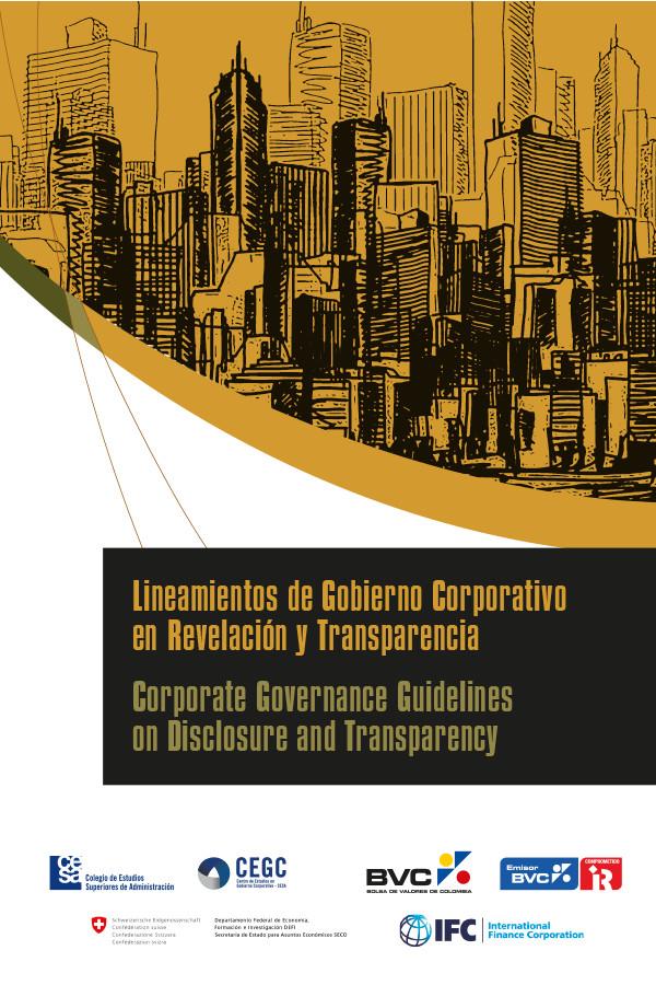 Lineamientos de Gobierno Corporativo en Revelación y Transparencia