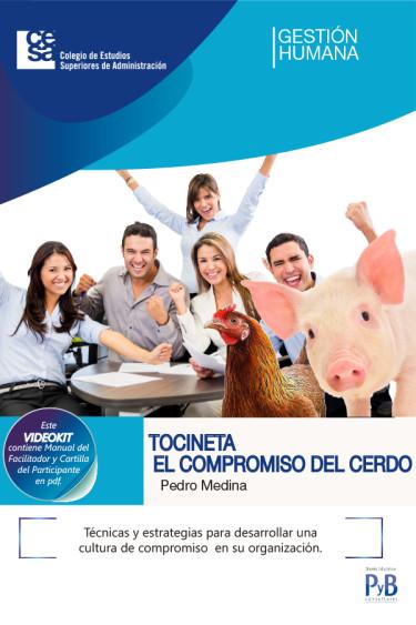 Portada de la publicación Tocineta.
