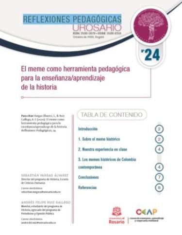 Reflexiones Pedagógicas N°24