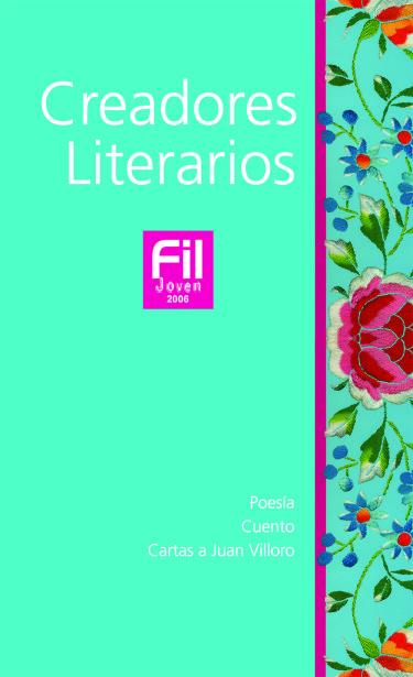 Creadores Literarios FIL Joven 2006