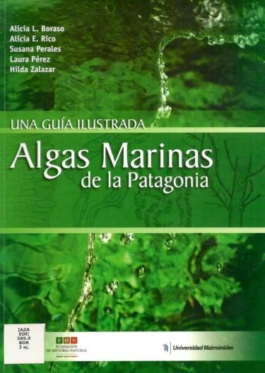 Un guía ilustrada: algas marinas de la Patagonia
