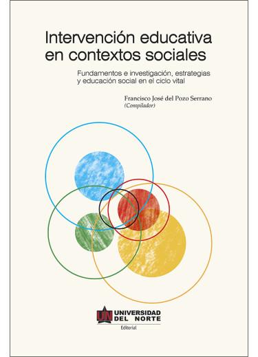 Intervención educativa en contextos sociales