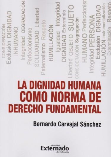 La Dignidad Humana Como Norma De Derecho Fundamental. Tesis Doctoral