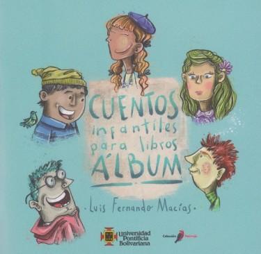 Cuentos Infantiles Para Libros Álbum