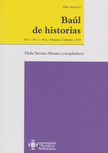 Baúl De Historias Vol. 1 No. 1