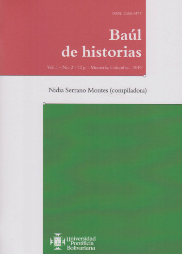Baúl De Historias Vol. 1 No. 2