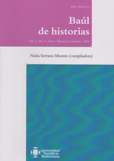 Baúl De Historias Vol. 1 No. 3