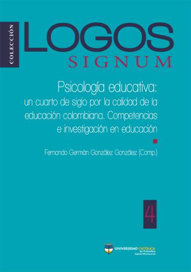 Psicología educativa: un cuarto de siglo por la calidad de la educación colombiana, Competencias e investigación en educación