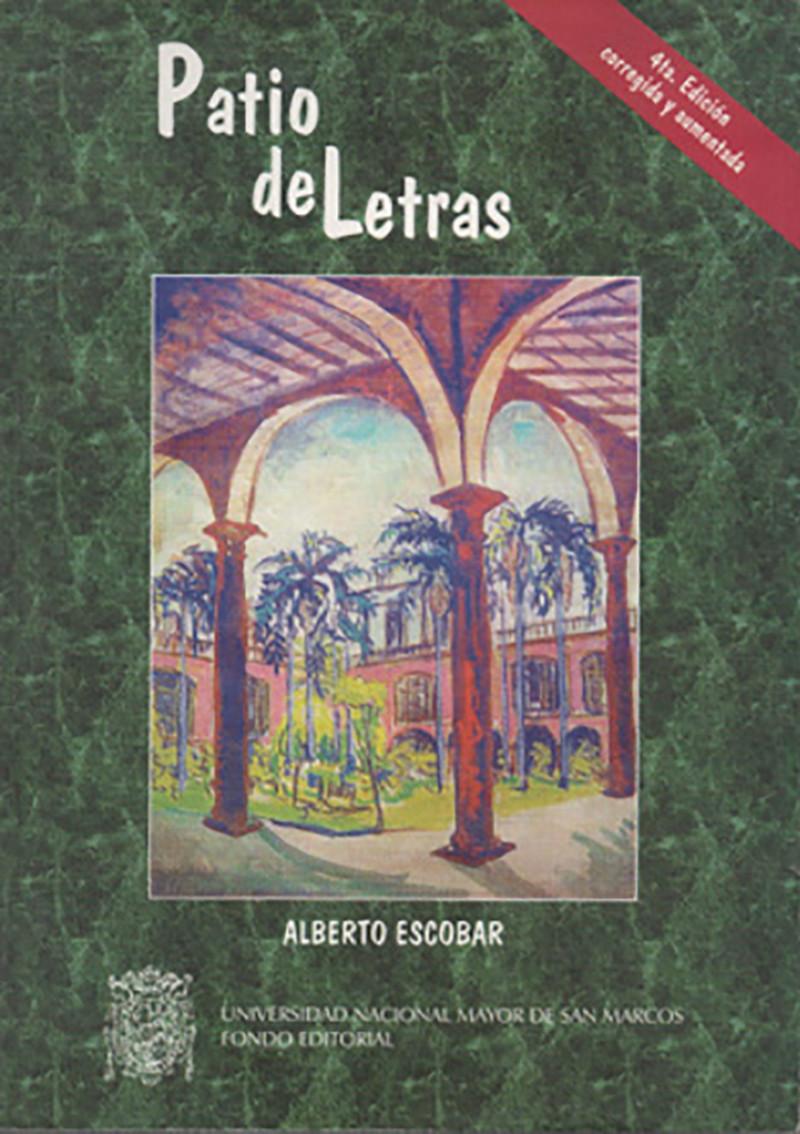 PATIO DE LETRAS