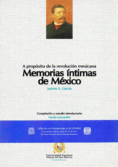 MEMORIAS ÍNTIMAS DE MÉXICO