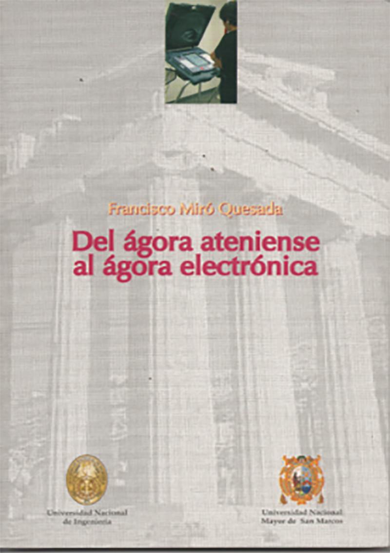 DEL ÁGORA ATENIENSE AL ÁGORA ELECTRÓNICA