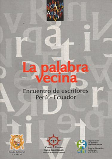 LA PALABRA VECINA
