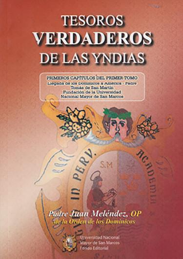 TESOROS VERDADEROS DE LAS YNDIAS