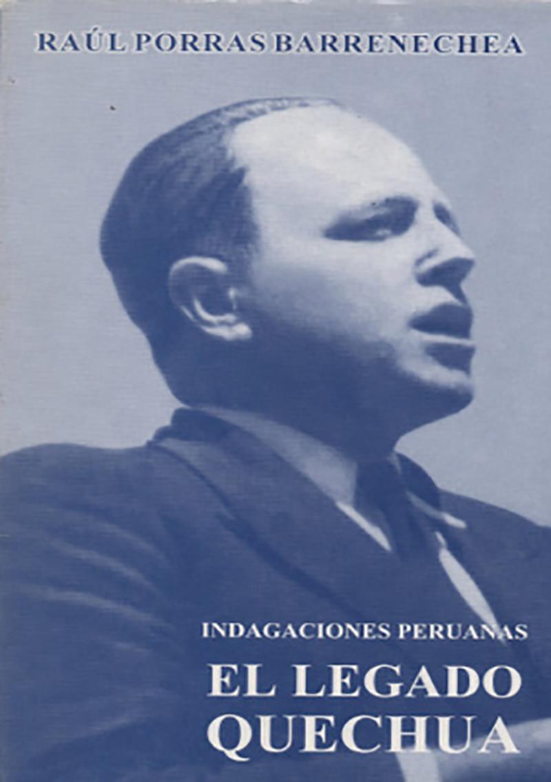 Indagaciones peruanas.
