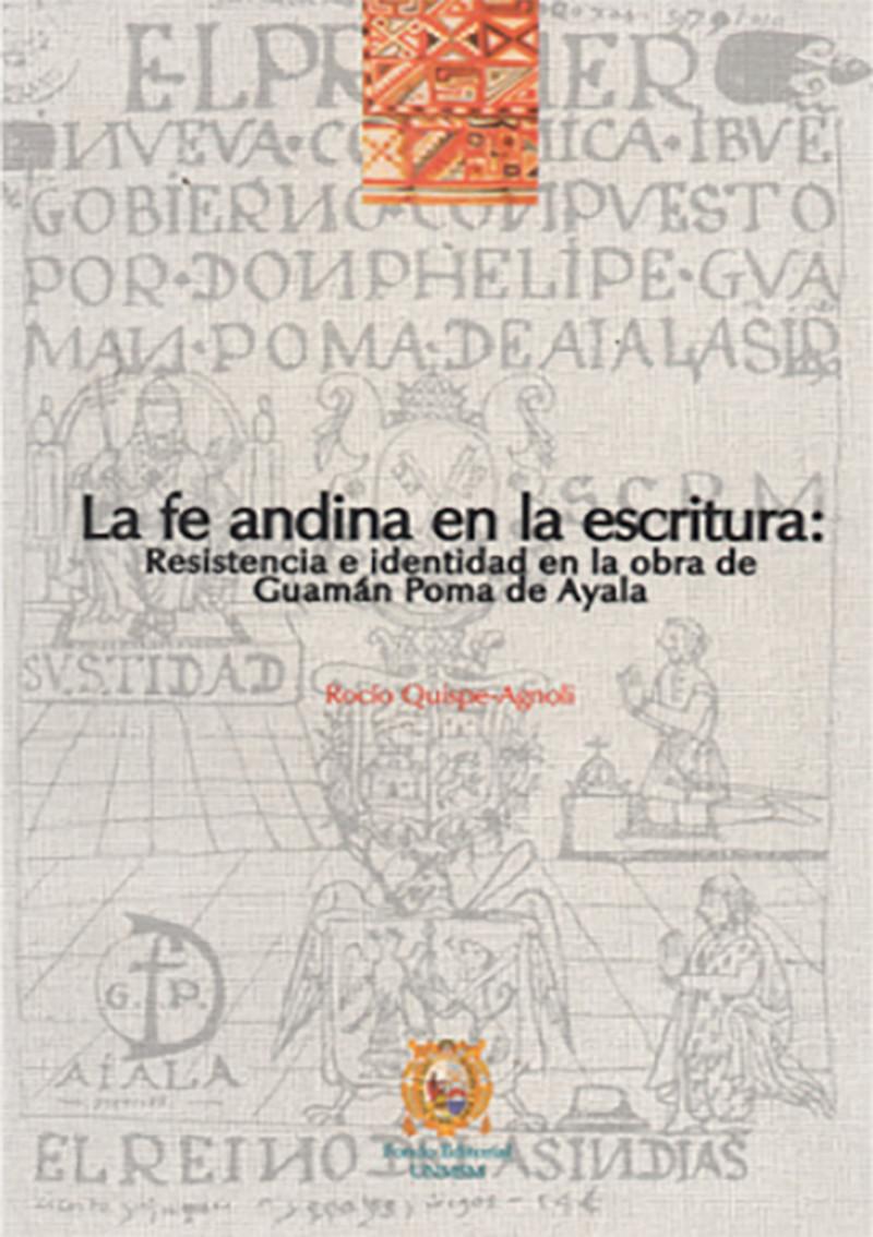 La fe andina en la escritura.