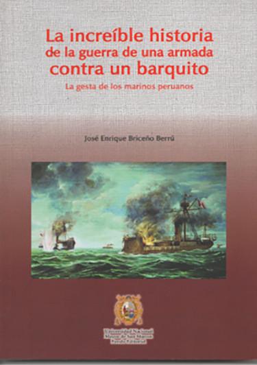 La increíble historia de la guerra de una armada contra un barquito.