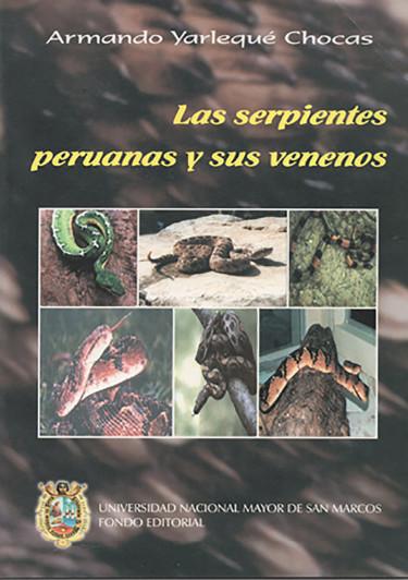 Las serpientes peruanas y sus venenos