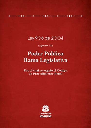 Poder Público - Rama Legislativa