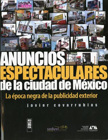 Anuncios espectaculares de la ciudad de México